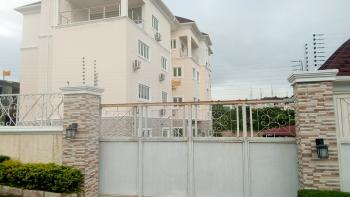 Brand New Serviced 3 Bedroom Flat with Bq, Guzape District, Abuja, Flat for Rent