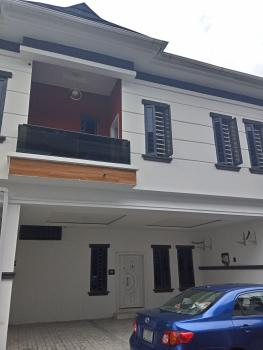 Exquisitely 4 Bedroom Terrace Duplex 24hrs Ligjt, Lekki Conservation Center, Chevron Tollgate, Chevy View Estate, Lekki, Lagos, Terraced Duplex for Rent