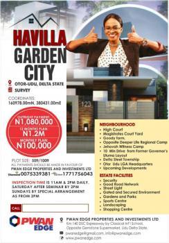 Havilla Garden City, Otor Udu, Oshimili South, Delta, Mixed-use Land for Sale