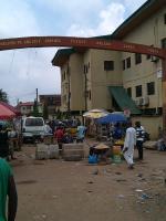 Renovated 3 Bedroom Flat , Egbeda, Alimosho, Lagos, 3 Bedroom Flat / Apartment For Sale