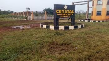 Crystal Garden City, Igbesa, Agbara, Ogun, Residential Land for Sale