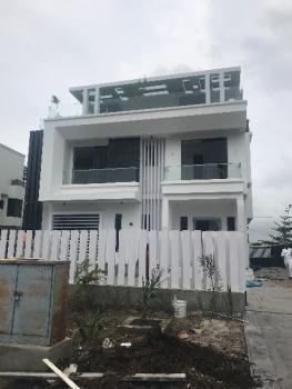 5 Bedroom Luxury Detached Duplex (water Front), Pinnock Beach Estate, Osapa, Lekki, Lagos, Detached Duplex for Sale