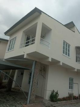 4 Bedroom Newly Completed Semi Detached Duplex with a Room Bq., Lekki Phase 2, Lekki, Lagos, Semi-detached Duplex for Sale