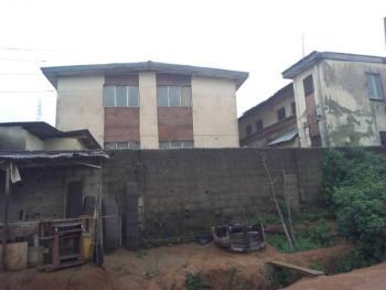 Twin Blocks of Flats Having 4 Units of 3 Bedroom Flat and 2 Units of 2 Bedroom Flat on a Full Plot of Land., Ikorodu, Lagos, Block of Flats for Sale