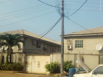 Twin Blocks of Flats Sitting on 2 Plots of Land, Mangoro, Ikeja, Lagos, Block of Flats for Sale