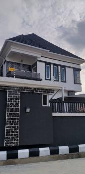 4bedrooms Fully Detached Duplex House with Bq, Located at Ajah Lekki Lagos Nigeria, Thomas Estate, Ajah, Lagos, Detached Duplex for Sale
