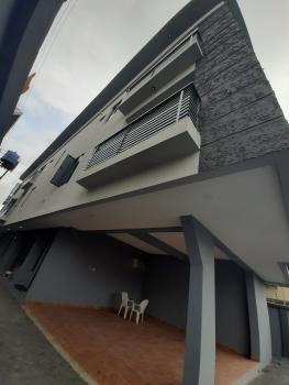 a Luxury 5 Bedroom Terraced with Waiting Room and Bq, Off Admiralty Way, Lekki Phase 1, Lekki, Lagos, Terraced Duplex for Sale