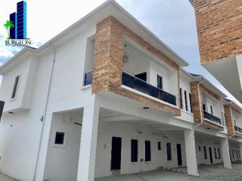 4 Bedrooms with 1 Room Bq Semi Detached Duplex, Chevy View Estate, Lekki, Lagos, Semi-detached Duplex for Sale