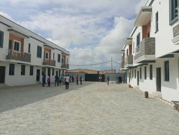 3 Bedroom Terrace Duplex with Bq at Bella Homes 1, Lekki Expressway, Lekki, Lagos, Terraced Duplex for Sale