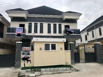 Newly Built 4 Bedroom Duplex with a Bq on Orchid Road By Lekki Tollgate, Off Orchid Hotel Road By Lekki Toll Gate, Lafiaji, Lekki, Lagos, Detached Duplex for Rent