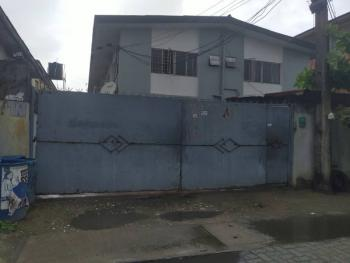2 Wings of 4 Bedrooms Each, Bode Thomas, Surulere, Lagos, House for Sale