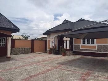 Newly Built Ensuit 3 Bedrooms Bungalow, with Its Interiors, Ekae Community, Off Benin Sapele Road, Benin, Oredo, Edo, Detached Bungalow for Sale