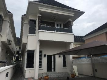5 Bedroom Detached House with a Bq and Generator, Canal West Estate, Osapa, Lekki, Lagos, Detached Duplex for Sale