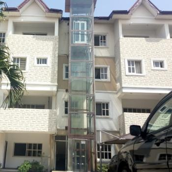 Brand New Luxury 4 Bedroom Serviced Terraced Duplex Plus Bq  with Air Conditioning, Fully Fitted Kitchen, Emmanuel Court, Parkview Estate, Parkview, Ikoyi, Lagos, Terraced Duplex for Rent