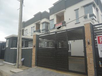 Brand New 4 Bedroom Semi Detached Duplex with a Room Bq, Ikota Villa Estate, Lekki, Lagos, Semi-detached Duplex for Sale
