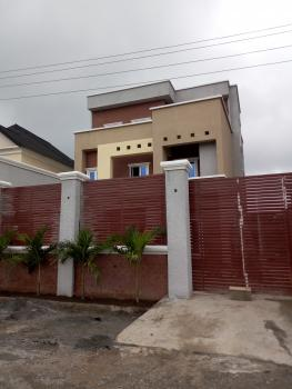Luxury 8 Bedroom Duplex Existing on 3 Floors with 2 Rooms Guest Chalet, Road 4 Apo Resettlement, Apo, Abuja, Detached Duplex for Sale