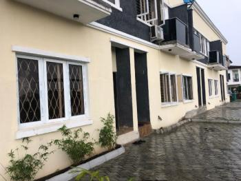 Newly Built Well Finished 1 Bedroom Terrace Duplex, Buena Vista Estate, Lafiaji, Lekki, Lagos, Terraced Duplex for Sale