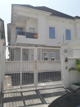 4 Bedroom Semi-detached Duplex with Bq, Rasaq Eletu, Osapa, Lekki, Lagos, Semi-detached Duplex for Sale