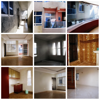 Brand New 2 Bedroom Apartment with a Standby Gen, Shoprite - Jakande, Osapa, Lekki, Lagos, Flat for Rent