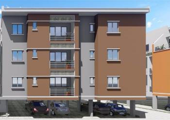 Luxury 3 Bedroom Flat, Beside Salem Estate, Ogombo, Ajah, Lagos, Block of Flats for Sale