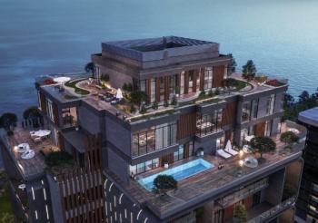 The Lucrezia 4 Bedroom Luxury Maisonette with 2 Bqs, Banana Island, Ikoyi, Lagos, House for Sale