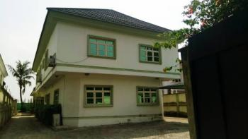 4 Bedroom Semidetached Duplex with a Bq, Vgc, Lekki, Lagos, Detached Duplex for Rent