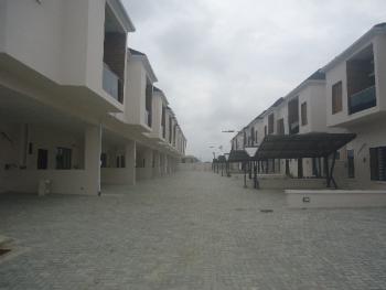 Luxury 4 Bedroom Semi Detached Duplex with a Room Bq, Ikota Villa Estate, Lekki, Lagos, Semi-detached Duplex for Sale