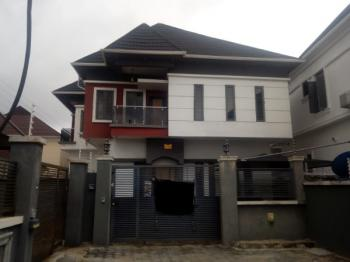 5 Bedroom Detached House with Inbuilt Bq, Chevy View Estate, Lekki, Lagos, Detached Duplex for Rent