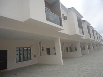 Luxury 4 Bedroom Terrace Duplex with Excellent Facilities, Ikota Villa Estate, Lekki, Lagos, Terraced Duplex for Sale