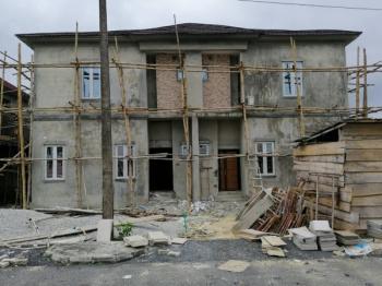 4 Bedroom Semi Detached Duplex with a Bq, Awoyaya, Ibeju Lekki, Lagos, Semi-detached Duplex for Sale