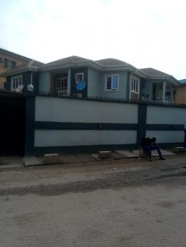 a Very Clean and Spacious Modern Ensuite 3 Bedroom Flat, Abule Oja, Yaba, Lagos, Flat for Rent