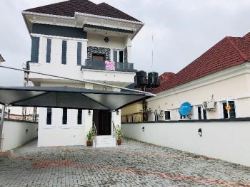 Brand New 5 Bedroom Duplex with a Room Bq, Thomas Estate, Ajah, Lagos, Detached Duplex for Sale