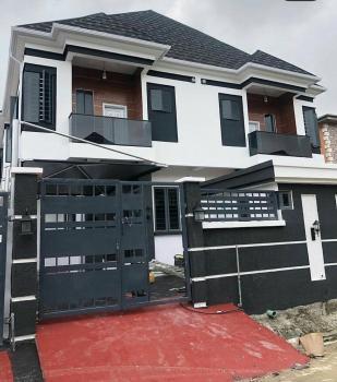4 Bedroom Semi Detached Duplex with a Room Bq, Chevy View Estate, Lekki, Lagos, Semi-detached Duplex for Sale