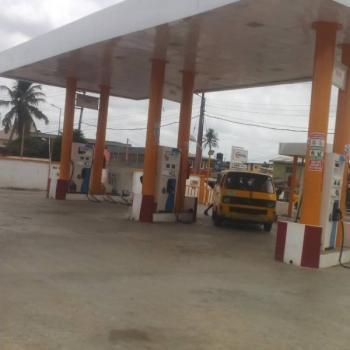 a Functional Petrol Station, Akowonjo, Alimosho, Lagos, Filling Station for Sale