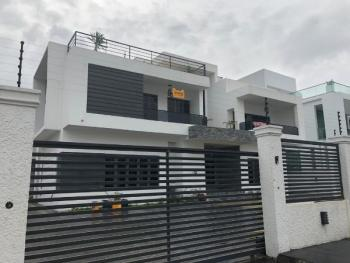 Luxurious & Exquisitely Finished 6 Bedroom Fully Detached Duplex with a Room Bq,fully Fitted Kitchen, Swimming Pool,gym,study,cinema, Pinnock Beach Estate, Osapa, Lekki, Lagos, Detached Duplex for Sale