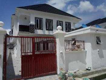 Spacious, Luxury New and Exquisitely Built 5 Bedroom Fully Detached Duplex with Bq, Chevy View Estate, Lekki, Lagos, Detached Duplex for Sale