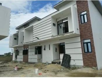 Luxury 2 Bedroom Terrace, 3mins Drive From Lagos Business School and 12mins Drive From Vgc, Ajah, Lagos, Terraced Duplex for Sale