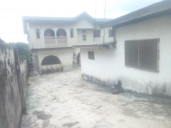 2 Flats of 3 Bedroom with Water Factory, Progressive Estate Road, Bemil Estate, Ojodu, Lagos, Block of Flats for Sale