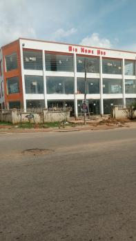Over 300sqm Space on Ground Floor, 3rd Avenue, Gwarinpa, Abuja, Plaza / Complex / Mall for Rent