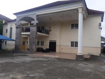 Topnotch 7 Bedroom Ambassadorial House,2rooms Bq,ideally for Residence/ Cooperate Office, Jabi, Abuja, House for Rent