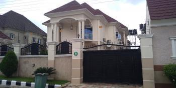 Beautiful 4 Bedroom Duplex with Two Rooms Bq, Gwarinpa Estate, Gwarinpa, Abuja, Detached Duplex for Rent
