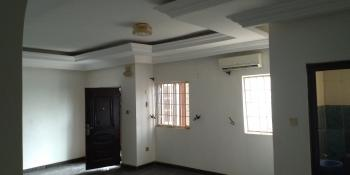 Beautiful 3 Bedroom Flat Serviced with Ac and Generator, Utako, Abuja, Flat for Rent