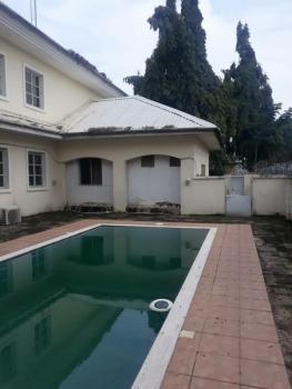 6 Bedroom Serviced Ambassadorial Duplex with Servant Quarters, Pool,, Maitama District, Abuja, House for Rent
