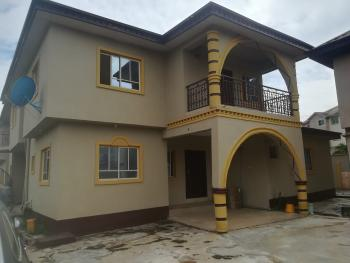 a Luxury 3 Bedroom Flat with All Rooms Ensuite with Floor Tiles and Modern Amenities and Fittings, Kfarms Estate, Ogba Extension, Ikeja, Lagos, Flat for Rent