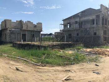4 Bedroom Duplex Foundation on 300 Sqm Land, Ikota Villa Estate, Lekki, Lagos, Residential Land for Sale