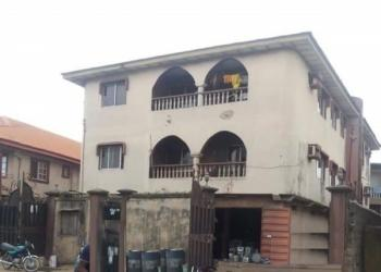 2 Storey Block of 5 Unit 3 Bedroom Flats with Warehouse on Ground Floor, Mushin, Lagos, Block of Flats for Sale