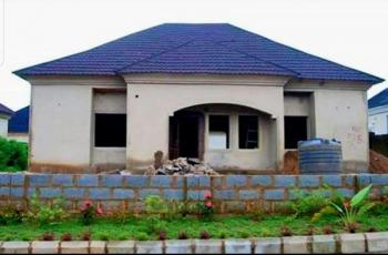 Partly Completed 3 Bedrooms Fully Detached Bungalow + Bq Space, Estate, Gwarinpa, Abuja, Detached Bungalow for Sale