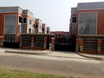 Tasteful 8 Units of 4 Bedrooms Duplex, with 2 Unit of 2 Bedroom and 2 Units of 1 Bedroom, with Basement and Club House, (diplomatic Area), Katampe Extension, Katampe, Abuja, Block of Flats for Sale
