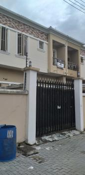 4 Bedroom Terrace Duplex with Self Compound, Osapa, Lekki, Lagos, Terraced Duplex for Rent