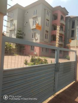 Serviced  8 Units of 3 Bedroom Apartments with Swimming Pool and Lawn Tennis Court, Maitama District, Abuja, House for Rent